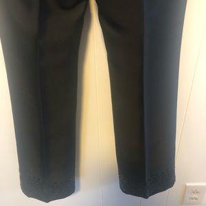 Ann Taylor dress pants w/sequins size 6.